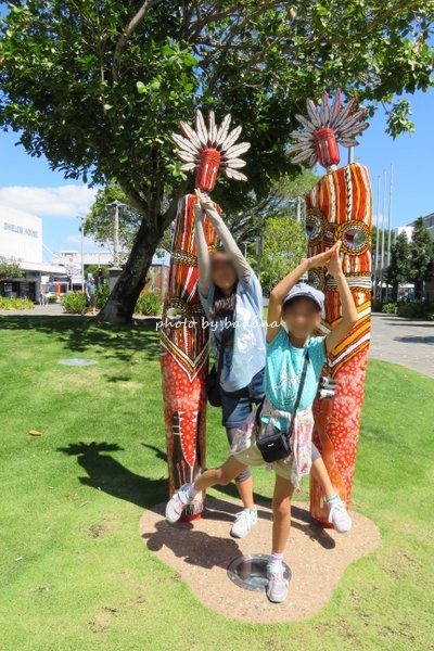 ケアンズ 子供と一緒家族旅行