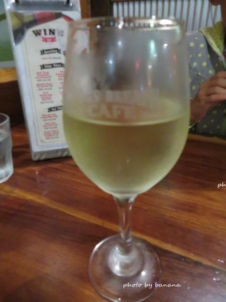 ホッグス・ブレス・カフェ グラスワイン