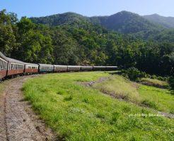ケアンズ キュランダ鉄道 Kuranda Scenic Railway