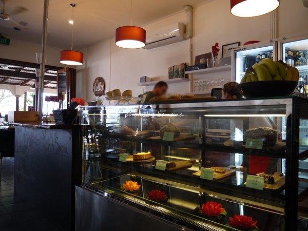 Ziva Cafe ポートダグラス 家族旅行 子供 Port Douglas