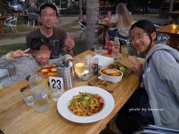 Chilly's(チリーズ)  ポートダグラス レストラン 子供 Port Douglas